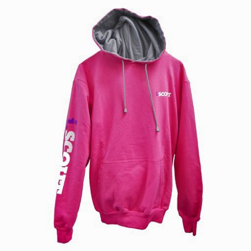 i.SCOUT Hoodie Pink