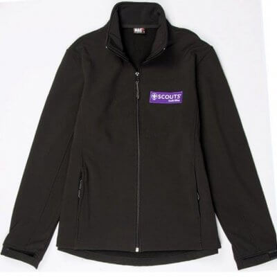 Ladies Soft Shell Jacket