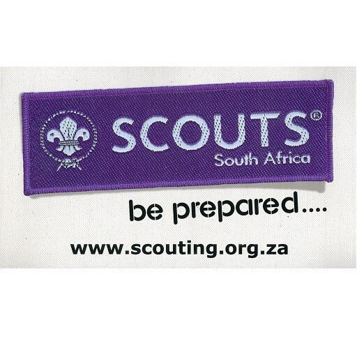 SCOUTS SA Car Magnet Promotional