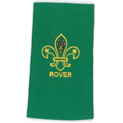 Rover Epaulets