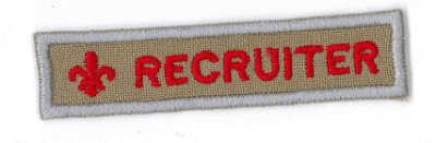 recruiter silver
