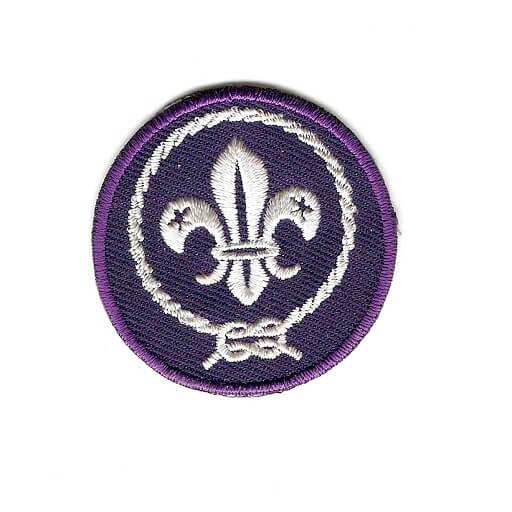 WOSM Membership Badge