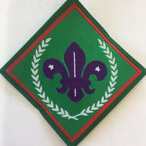 First Class Advancement Badge