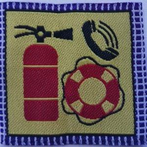 Traveller Theme Badges - Traveller Safety Awareness