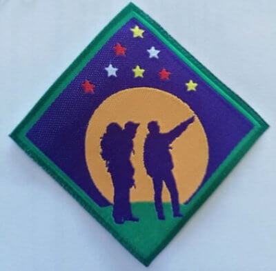 Traveller Advancement Badge
