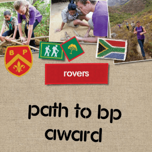path to bp reward